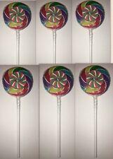 Lot 6 Lollipops For Harry Potter Honeydukes Christmas Stocking Stuffers Candy