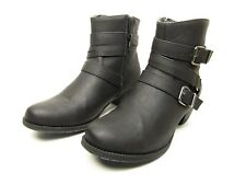 Easy Street Coby  Ankle Booties, Black Size 9M