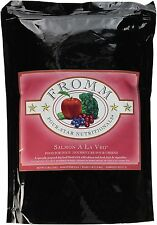 Fromm Four-Star Salmon A La Veg Dry Dog Food, 5-Pound Bag Top Quality