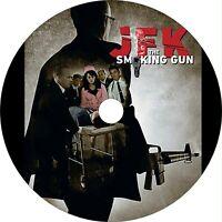 JFK: The Smoking Gun (2013) Documentary DVD