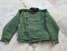 True Vintage Jacket Motorrad Jacke Canvas 18OZ Motorcycle Biker Army Heritage N2