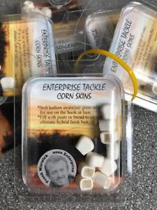 Enterprise corn skins white. Free Postage