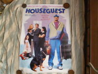 SINBAD IN HOUSEGUEST 1 SHEET MOVIE POSTER