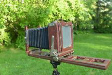 wood  4x5 field camera