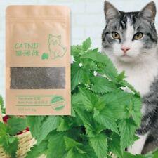 Natural Catnip Premium Organic 10g Cat Kitten Menthol Flavor Funny Toys Treat