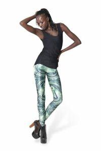 Black Milk Clothing - American Dollar Leggings S