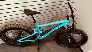 Trek Farley EX 8 21.5 Fat Bike California Blue Bike USED !!