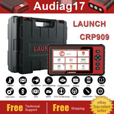 Launch CRP909 Full System Scanner OBD2 Diagnosis Scan Tool IMMO DPF SAS TPMS EPB