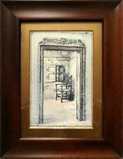 Dealer or Reseller Listed Traditional Art Drawings