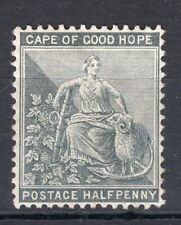 CAPE OF GOOD HOPE 1875 STAMP Sc. # 23 MH
