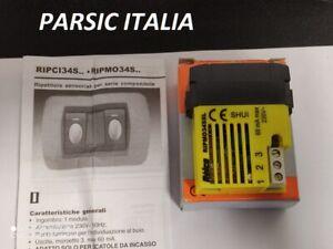 RM0184 RIPMO34SSL RELCO RIPETITORE SENSORIALE SHUI PER LIVING INTERNATIONAL 230V
