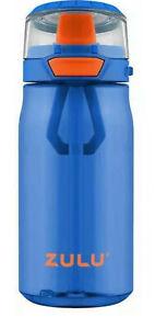 Zulu Flex Tritan Plastic 16oz Water Bottle