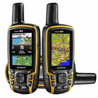 Garmin GPSMAP 64 Handheld GPS Worldwide Edition Basemap Outdoor Walking Hiking
