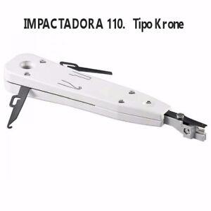 IMPACTADORA RJ45 110 tipo KRONE