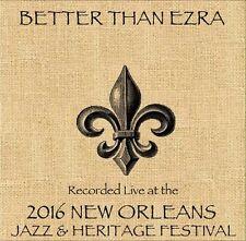 Better Than Ezra - Better Than Ezra Live at JazzFest 2016 [New CD]