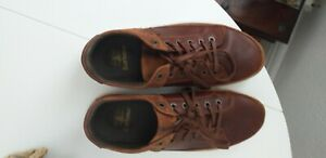 BARBOUR  Bilby rustic Tan Mens Shoes Worn Once Size 8