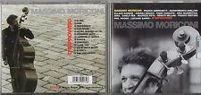MASSIMO MORICONI CD D'IMPROVVISO fuori catal. 2001 MINA DANILO REA FABIO CONCATO