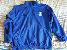 Cardiff City Track Top