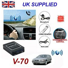 Volvo V70 Bluetooth Hands Free Phone AUX Input MP3 USB Charger Module HU
