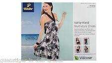 TCM Tchibo Damen Vario Kleid in 4 Varianten tragbar Freizeitkleid Strandkleid M