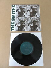 "THE SMITHS Meat Is Murder 10"" LP RARE NUMBERED SLEEVE PROMO COPY SMITHS3"