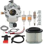 Carburetor For John Deere LT160 Tractor Kohler CV460S Engine w/ Fuel Filter US