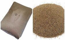 25kg Natural Colour Silica Sand - Medium Grain - Suitable for Aquariums