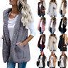Women Ladies Faux Fur Vest Waistcoat Gilet Sleeveless Jacket Coat Outerwear