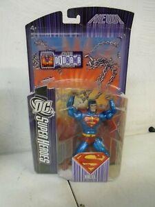 DC SUPERHEROES - KAL-EL WITH DIORAMA MATTEL 2007 - NEW