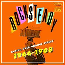 Rocksteady Taking Over Orange Street 1966-1968 NEW CD KINGSTON SOUNDS SKA