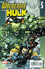 ULTIMATE WOLVERINE VS. HULK #5 SIGNED BY ARTIST LEINIL FRANCIS YU
