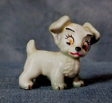Nice mid 20th. Century Wade Hat Box figurine of Scamp.