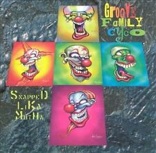 Infectious Grooves - Groove Family Cyco (CD, Mar-1994, 550 Music/Epic)