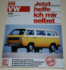 Reparaturanleitung VW Bus / Transporter T3 Luftboxer, Baujahre 1979 - 1982