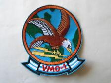 PATCH US NAVY Marine Observation Squadron 1 VMO-1 MARINE CORPS