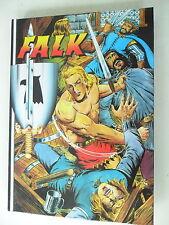 1 x Comic - Falk  - Band Nr. 10 - Hardcover - Hethke Verlag - Z. sehr gut