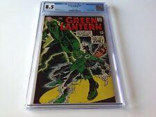 GREEN LANTERN 67 CGC 8.5 1ST GREEN LANTERN RORI DAG DC COMICS