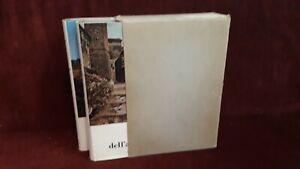 STORIA DELL'ARCHITETTURA di CARLO PEROGALLI - 2 volumi - GORLICH 1964