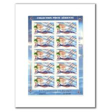 PA N°_71 LA PATROUILLE 2008 LUXE FEUILLE COLLECTOR 10 timbres