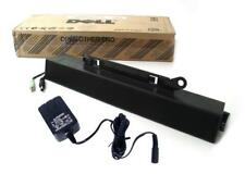 New Sealed Box Dell 0DW711 / AX510 computer stereo speakers soundbar