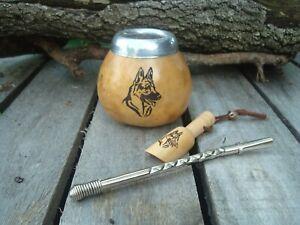 Personalized Mate Engraving Belgian Shepherd  + Your Text -Pastor Belga Dog