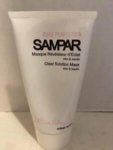 Sampar Clear Solution Mask w/ Zink & Kaolin ~Acne Pimples Oily Skin~ Huge 150 ml