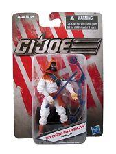 G.I. Joe Dollar General Exclussive Storm Shadow Ninja Wave 2 Orange Whit Variant
