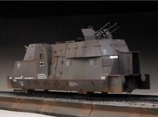 Award Winner Built 1/35 Panzerzug BP42 Kanonen und Flakwagen Armored Train+PE