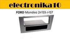 Marco Adaptador Montaje Radio 1DIN Ford mondeo 2003 a 2007