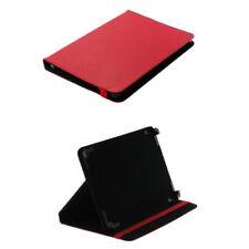 Bolso para tablet samsung galaxy tab a6 7.0 estuche funda protectora plegable estuche rojo