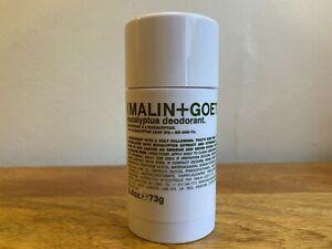 Malin + Goetz Eucalyptus Deodorant 73g Full Size New made in USA