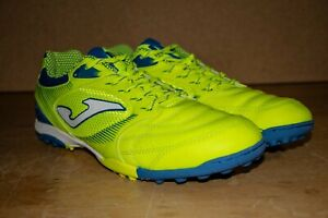 Joma Dribbling 911 Turf Shoes | Men's Sizes | Volt/Royal | Brand New With Box