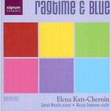 lena KatsChernin - KatsChernin  Ragtime and Blue [CD]