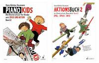 Piano Kids - Band 2 - Die Klavierschule für Kinder mit SPASS UND AKTION